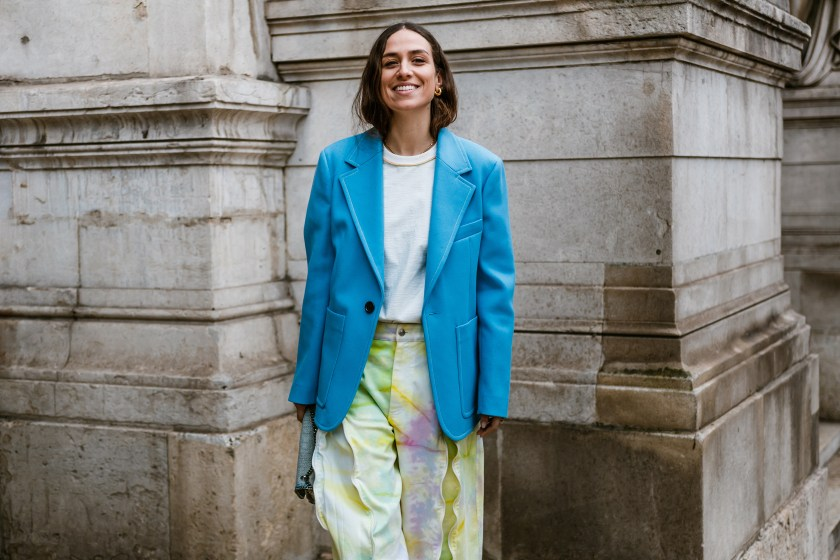 Style tips and what to buy for a spring 2021 fashion wardrobe refresh with new on-trend luxury designer looks in 16 essential categories