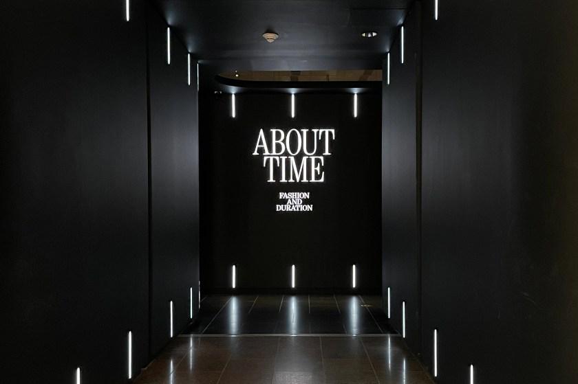 photos about time fashion exhibit