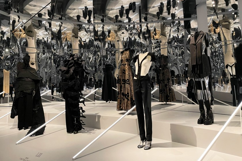 photos about time fashion exhibit 2020 at The Met