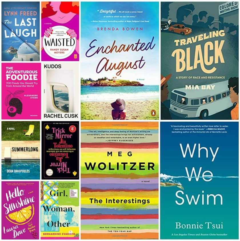 Our picks for the best books - both fiction and non-fiction - best to read in the month of July