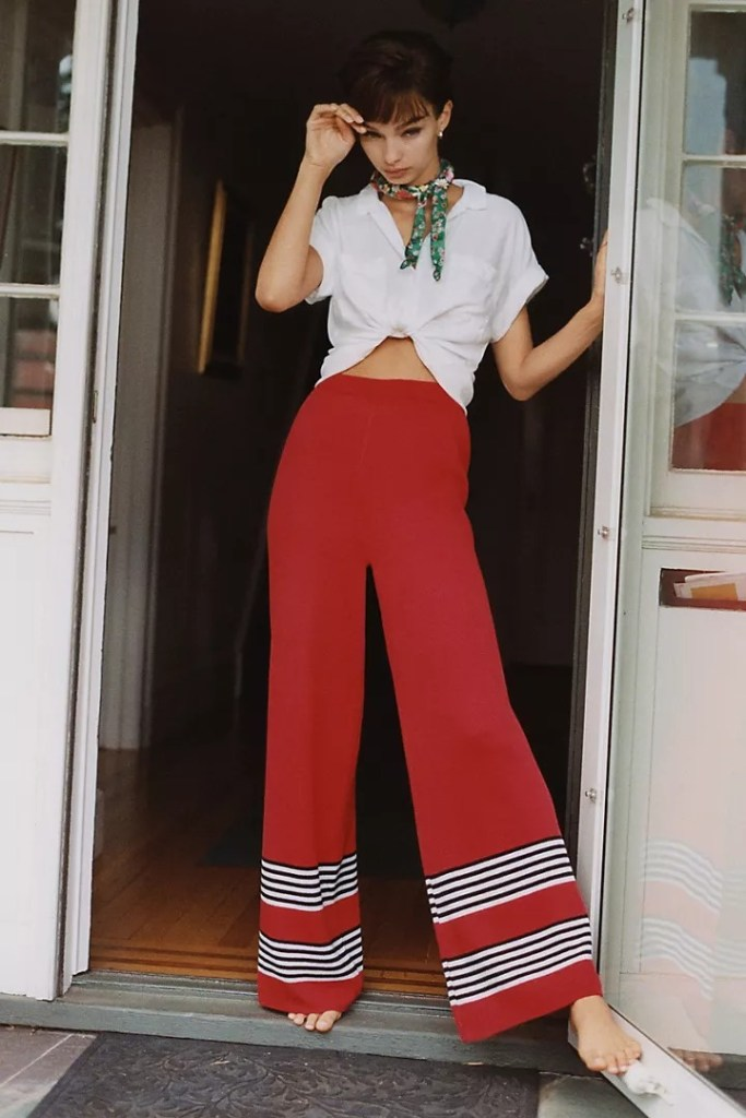 nautical flair Summer wardrobe