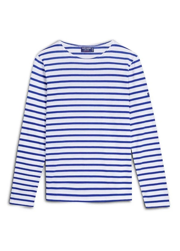 the best nautical fashion for women this summer 2021, including Breton striped tops, sweaters and accessories