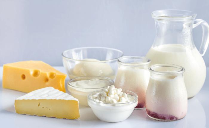 Lácteos como queso y yogur, muchas veces culpados de patologías como inflamaciones o digestivas