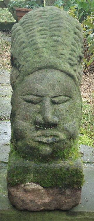 Old York Stone Curiosite
