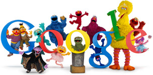 Google и улица Сезам