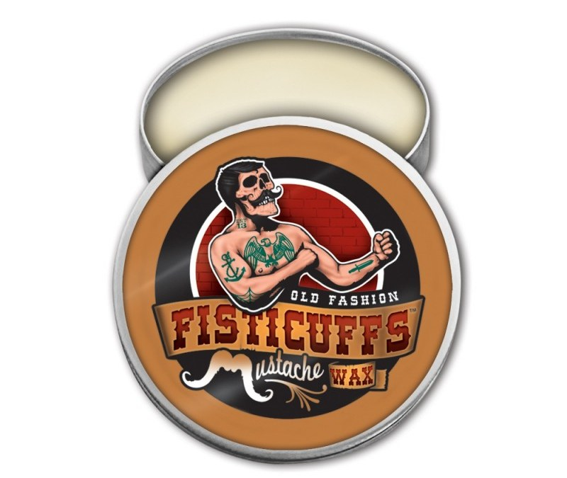 VaS #05 – Fisticuffs Old Fashion Mustache Wax