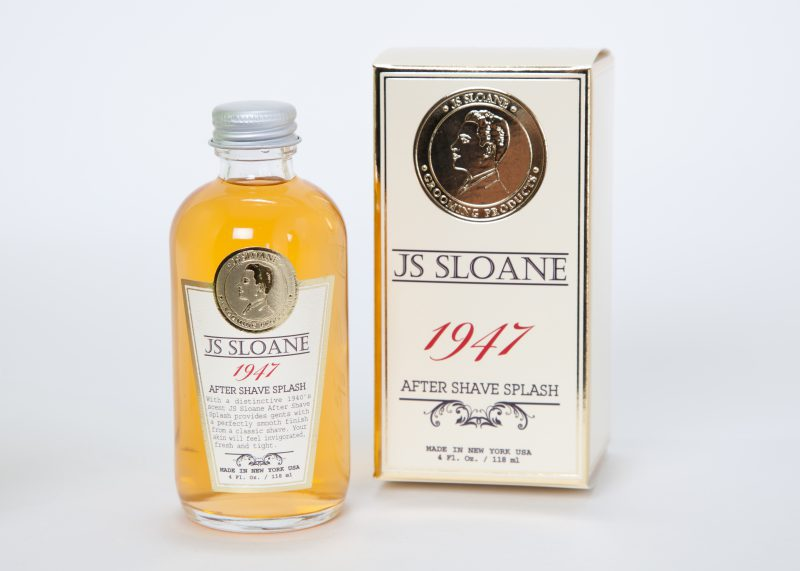 VaS #12 – JS Sloane – Aftershave 1947