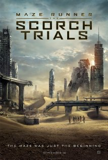 Scorch Trials (2015)