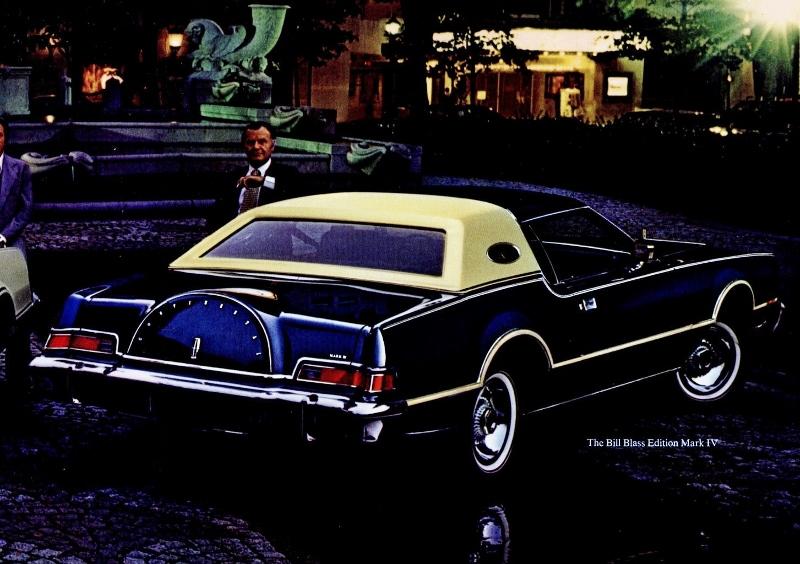 Bill Blass Lincoln