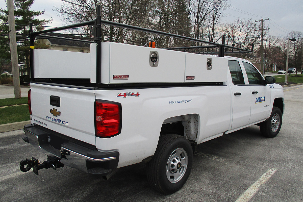 3 4 ton pickup truck rear double cab