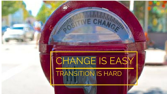 Danette Layne, Change is Easy, Transition is Hard