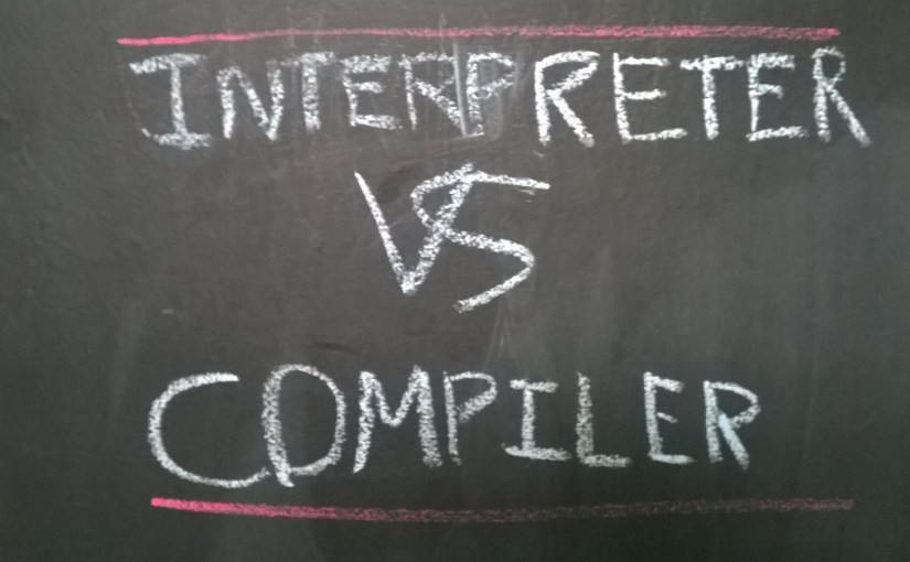 Beginner's Guide to Programming – Interpreters vs Compilers