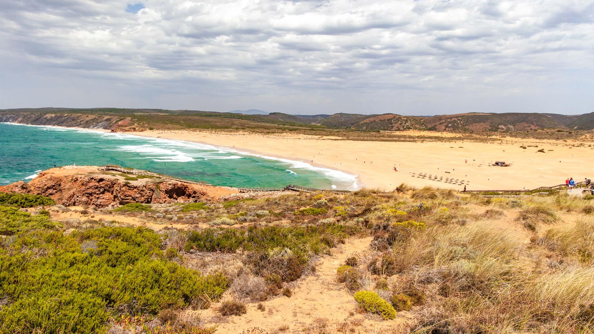 Algarve west coast