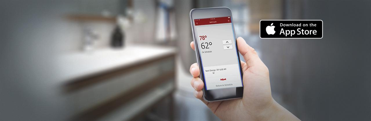 Controls for electric floor heating | Danfoss
