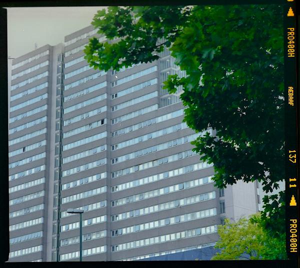 Victoria Centre flats, Nottingham