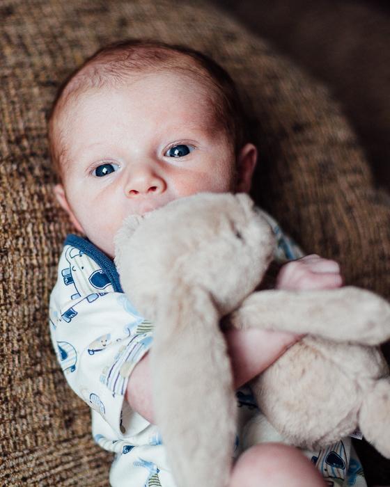 Portrait of Heathcliffe Swan
