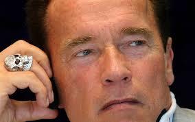 Arnold skull ring