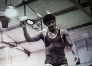 Neil deGrasse Tyson wrestling
