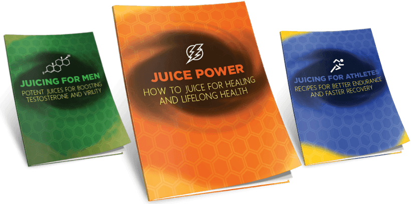 Juice eBook for athletes