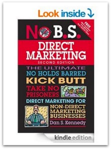 No B.S. Marketing by Dan Kennedy
