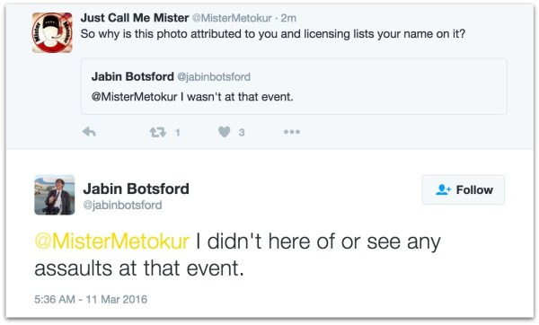 Jabin Botsford journalistic fraud.57 AM