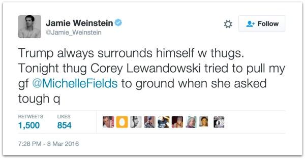 Jamie Weinstein Michelle Fields hoax.00 AM