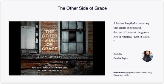 The Other Side of Grace Goldie Taylor.10 AM