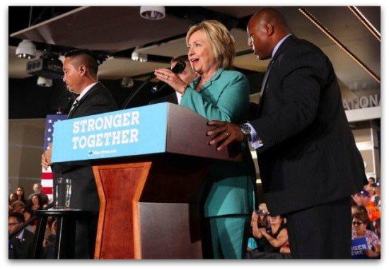 Hillary seizure doctor