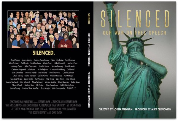 silenced-dvd