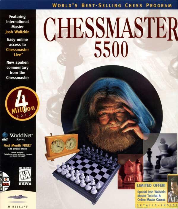 Chessmaster 5500 (Front)