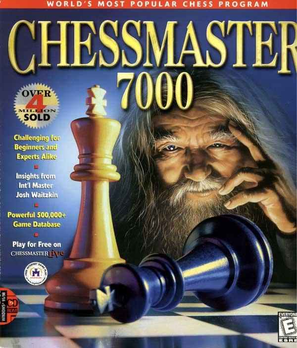 Chessmaster 7000 (Front)