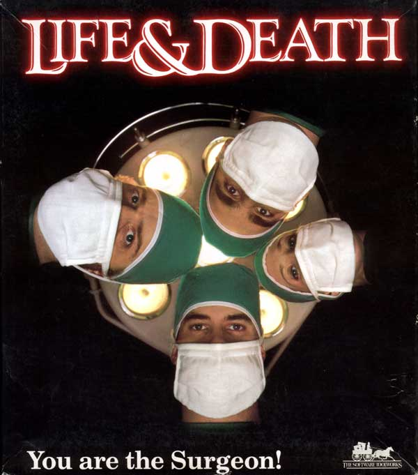 Life & Death (Front)