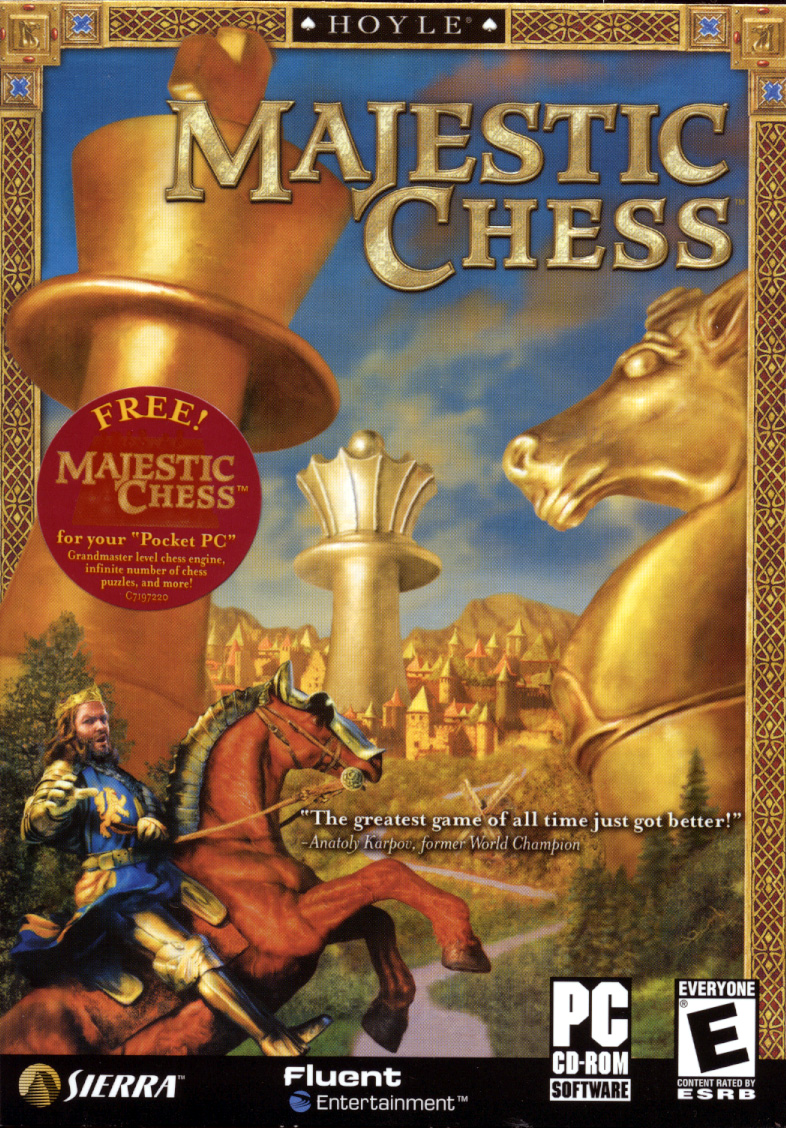 Majestic Chess (Front)