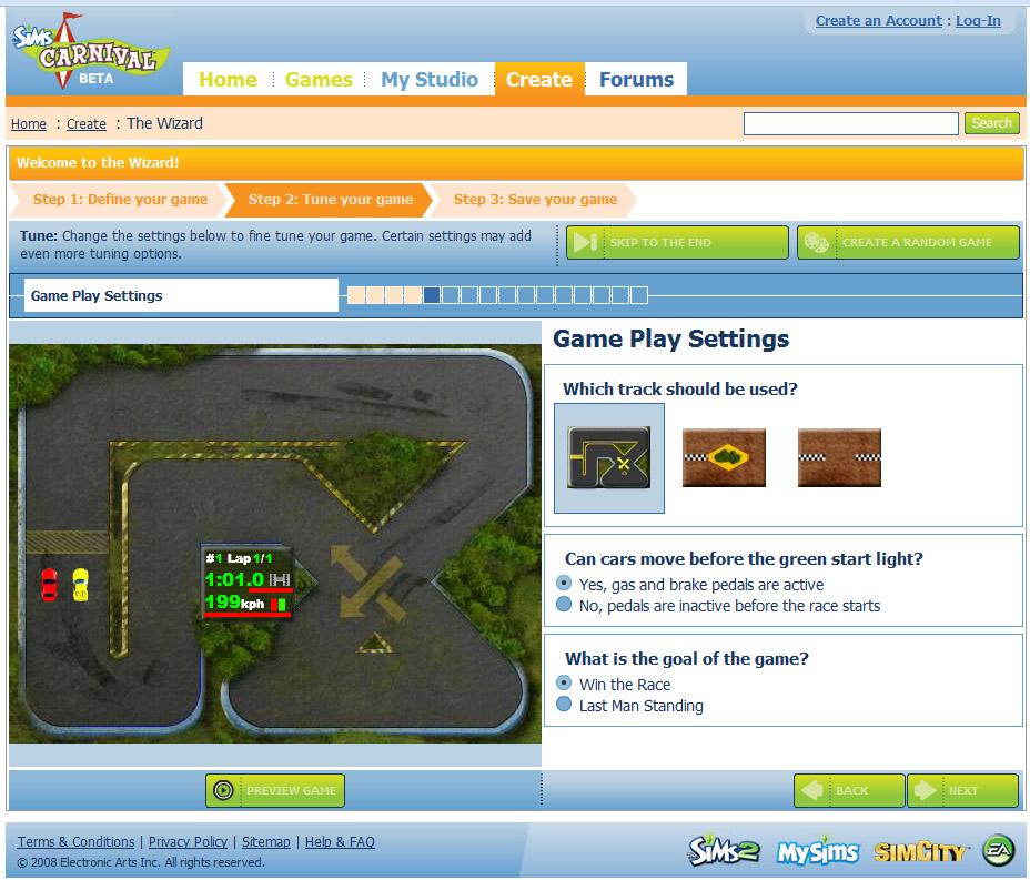 SimsCarnival.com