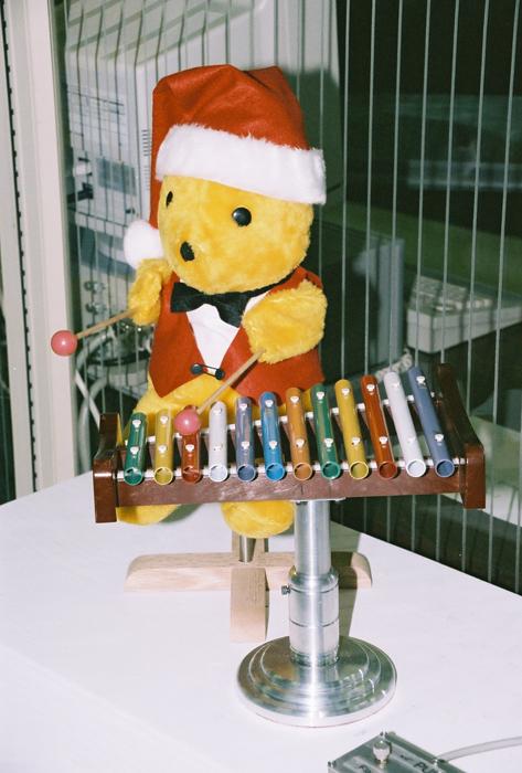 Xylophone Bear