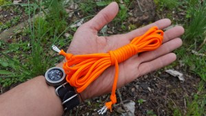 Paracord Coiling