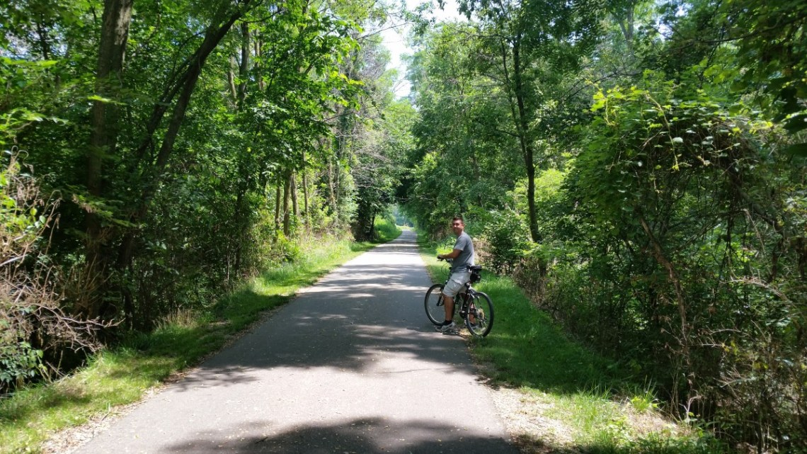 Pumpkinvine Bike Trail
