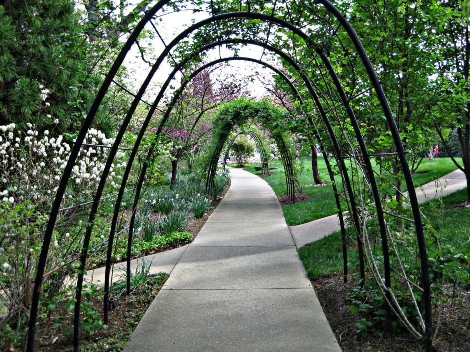 Cheekwood Gardens in Nashville