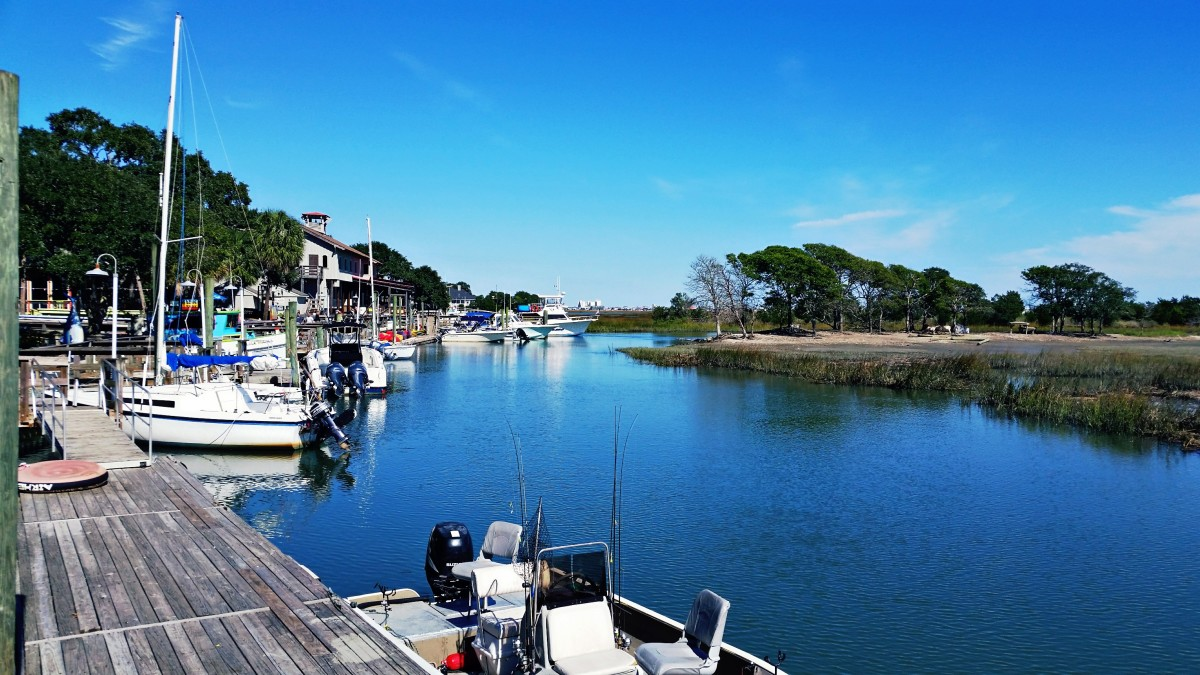 Best side trips from myrtle beach south carolina for Murrells inlet sc fishing
