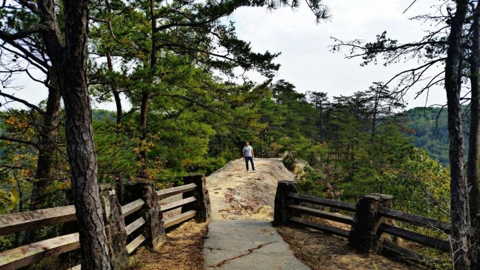 Sky Bridge Trail