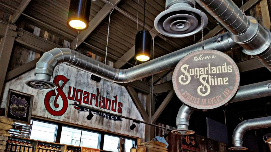 Sugarlands Shine