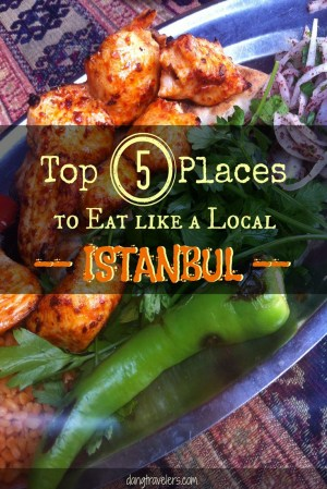 Top Places to Eat Like a Local in Istanbul Pinterest