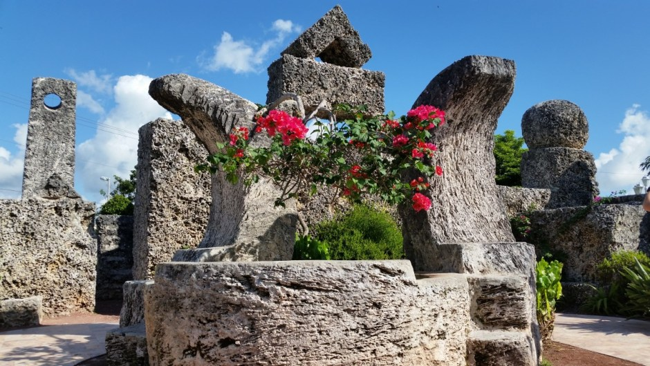Coral Castle - Monthly Recap