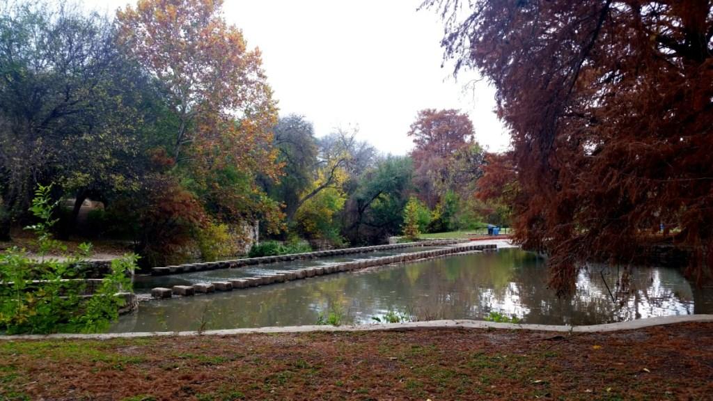 Brackenridge Park in San Antonio