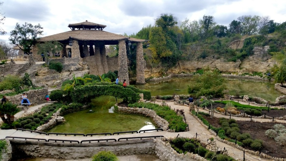 Japanese Tea Garden in San Antonio