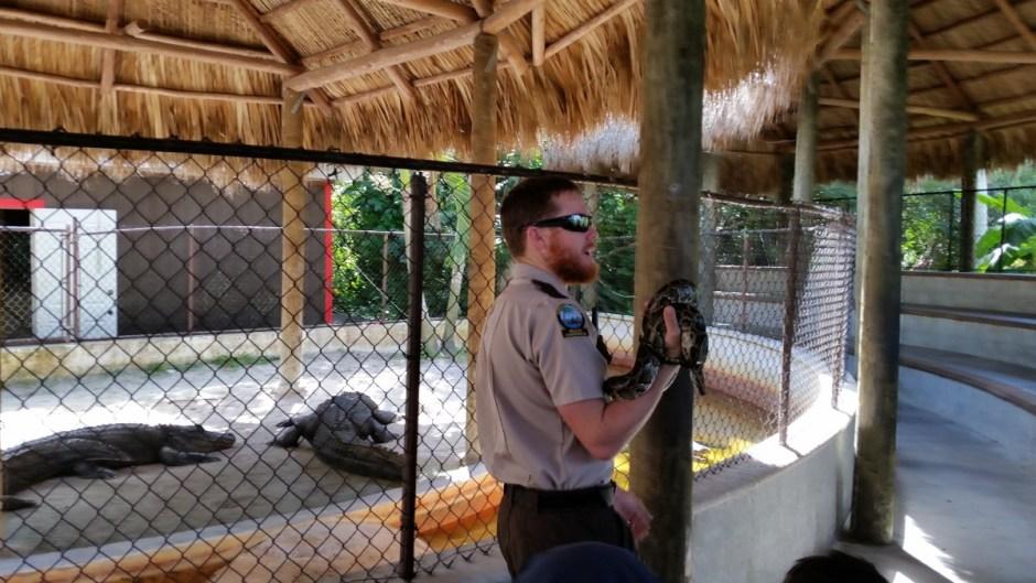 Everglades Safari Park - Park Ranger