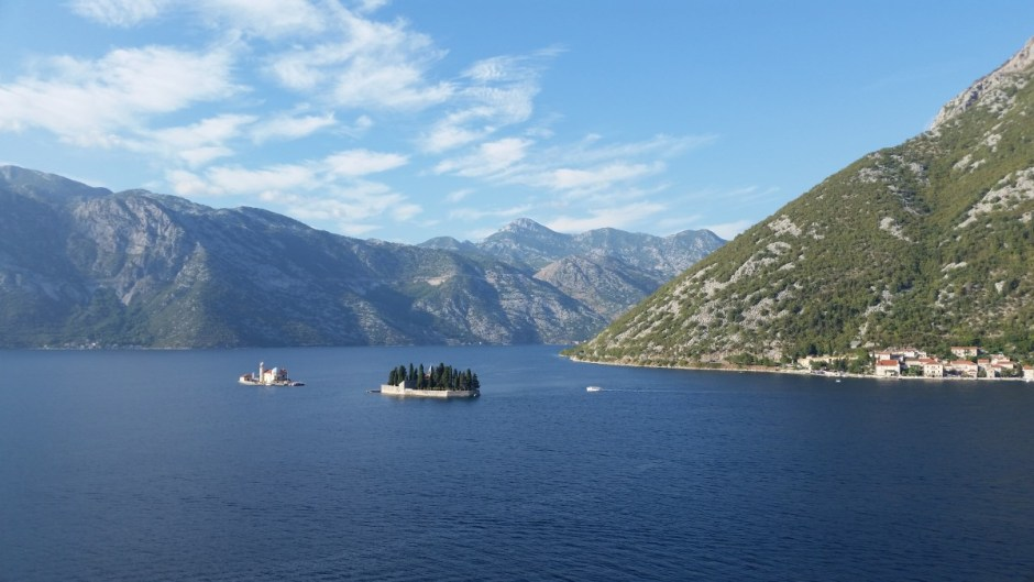 Montenegro Bay of Kotor Day