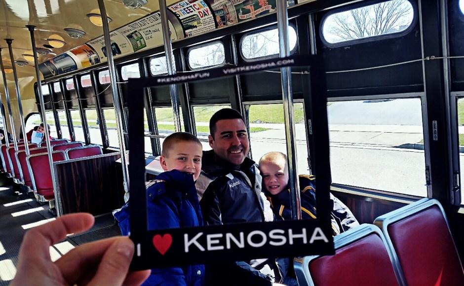 Kenosha, Wisconsin Streetcar