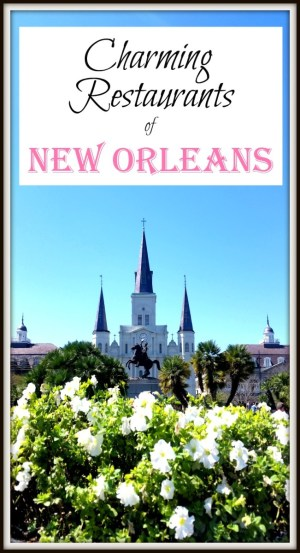 New Orleans Charming Restaurants
