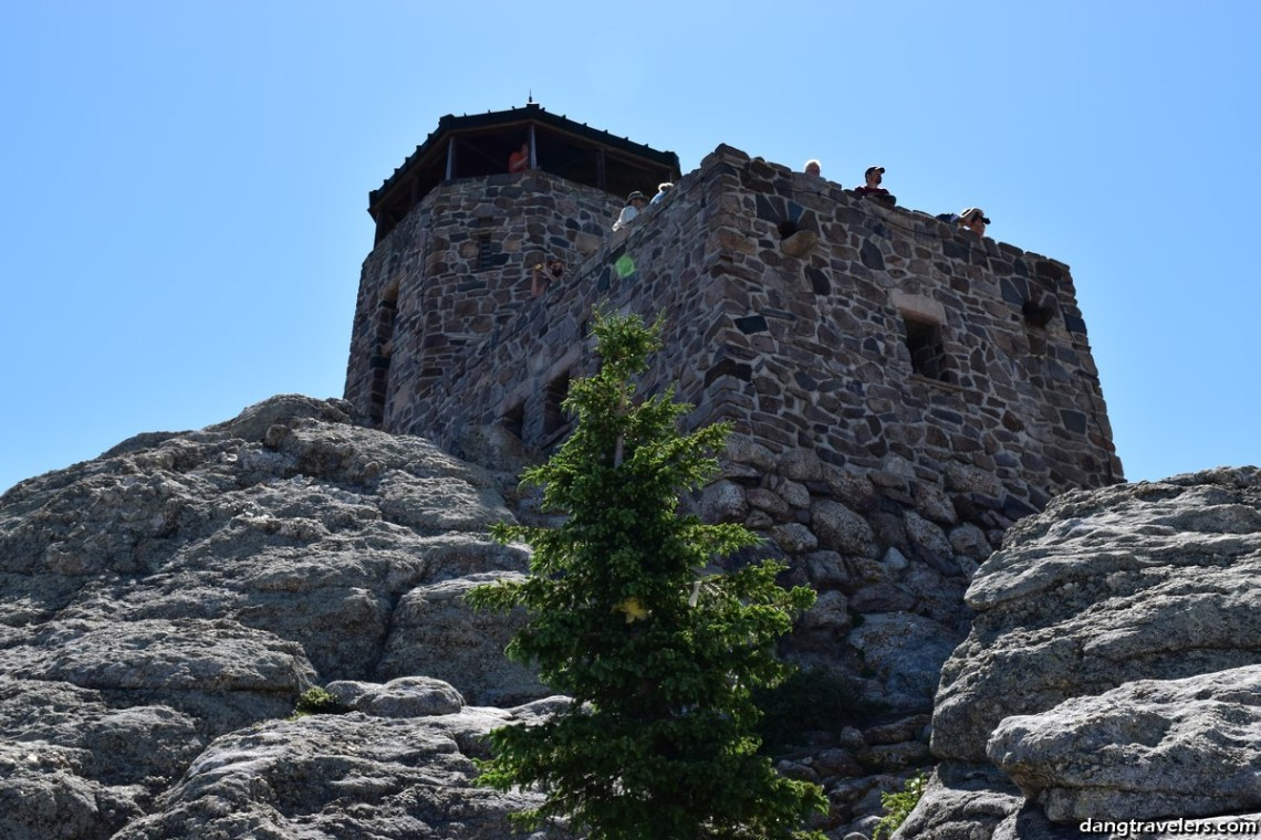 Harney Peak Tower